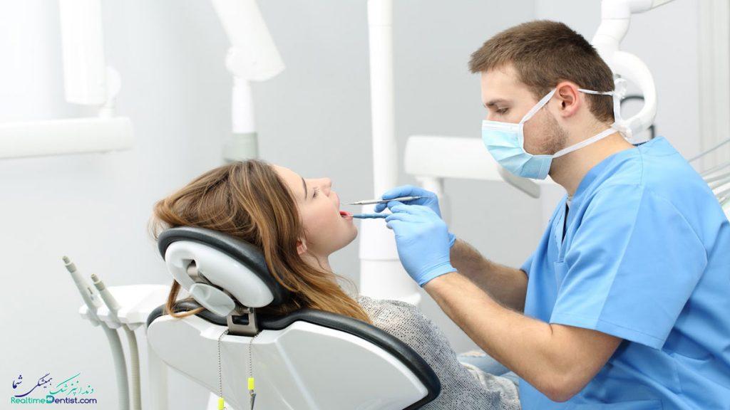 مطب دندانپزشکان خیابان پاسداران در تهران