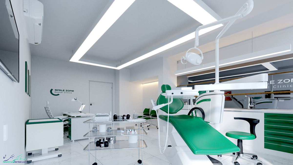 کلینیک دندانپزشکی در بندرعباس
