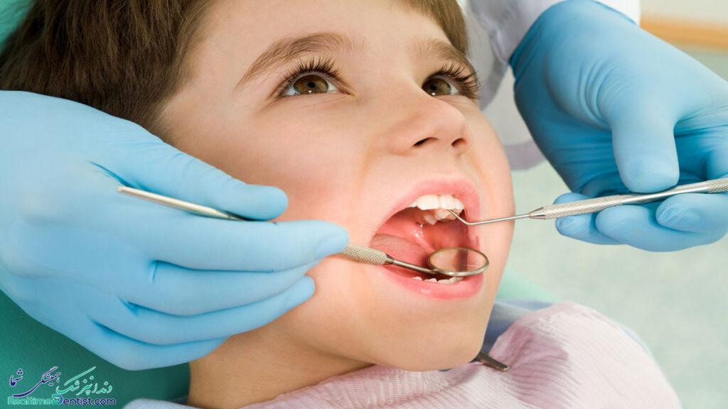 دندانپزشک اطفال در اهواز
