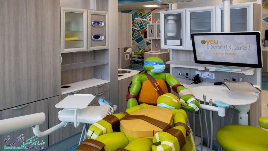 دندانپزشک اطفال در بندرعباس