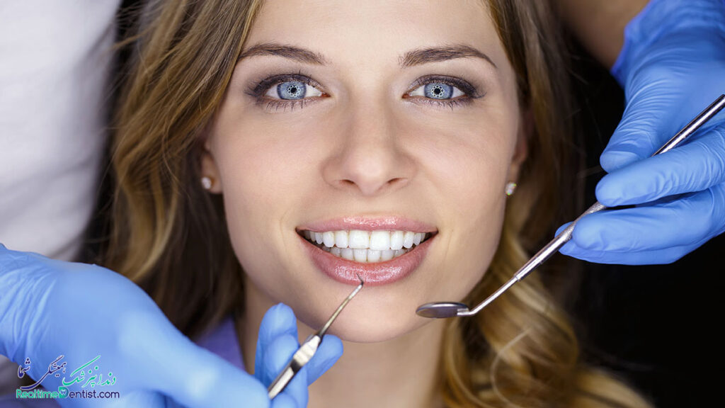 دندانپزشک زیبایی در تبریز
