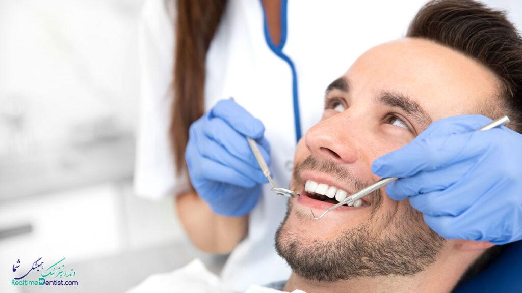 کامپوزیت دندان در مشهد