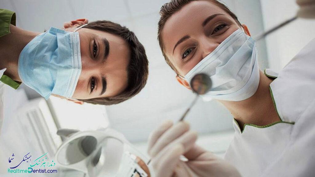 بهترین دندانپزشک در فیروزآباد